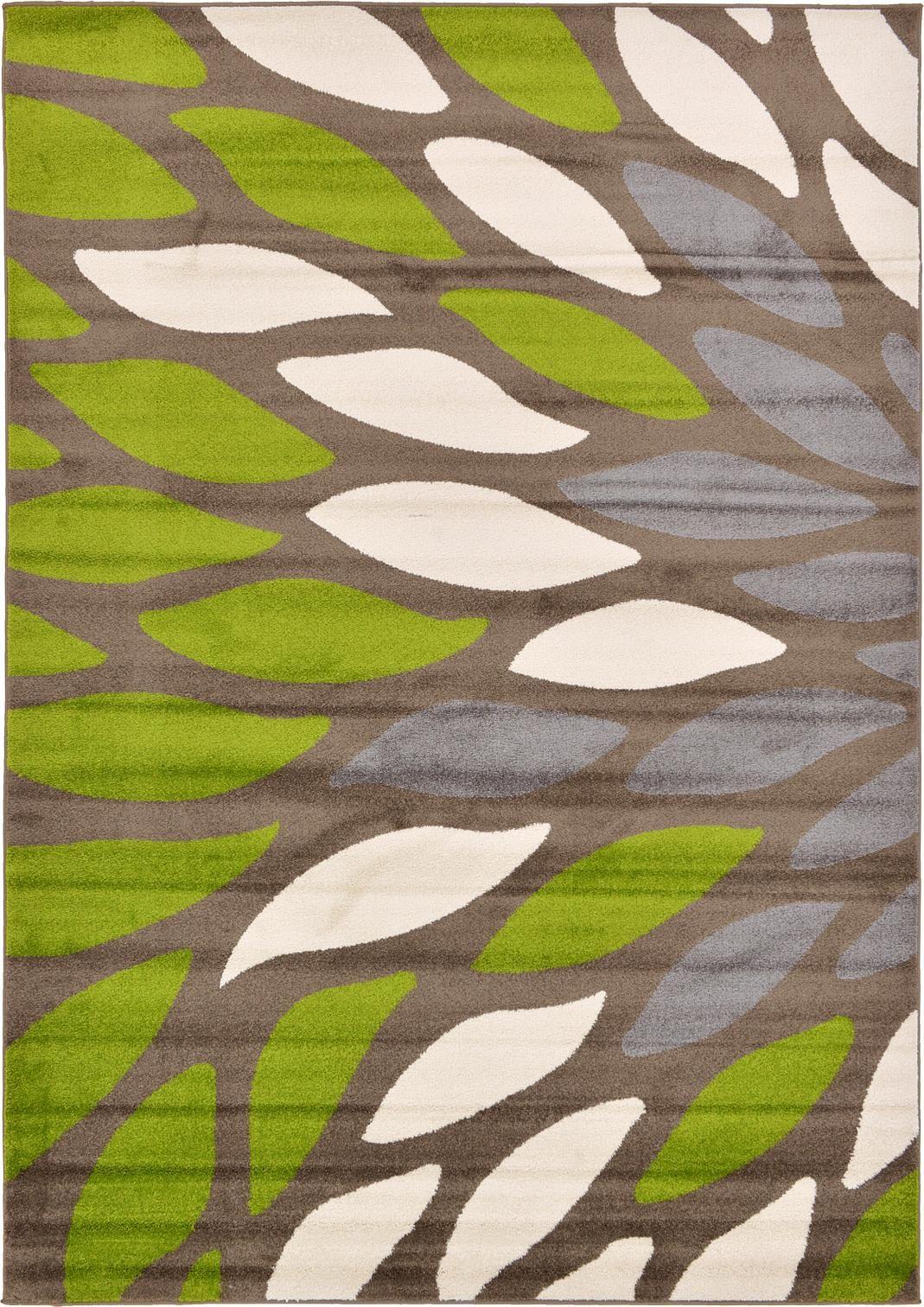 Braun 215cm X 305cm Fries Teppich | Bereich Teppiche | IRugs CH