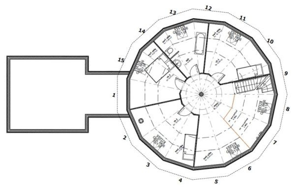 Les plans du0027intérieurs - plan d interieur de maison