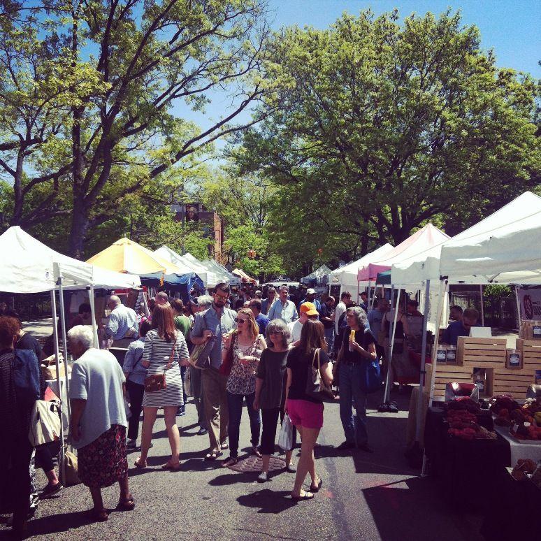 Park Slope Sunday Farmers Market   Down to Earth Markets