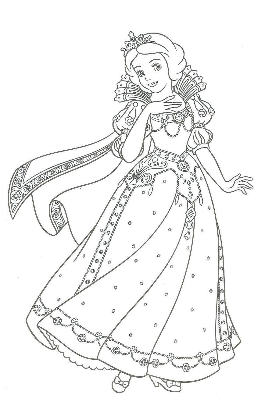 Awesome Coloring Page Princess That You Must Know You Re In Good