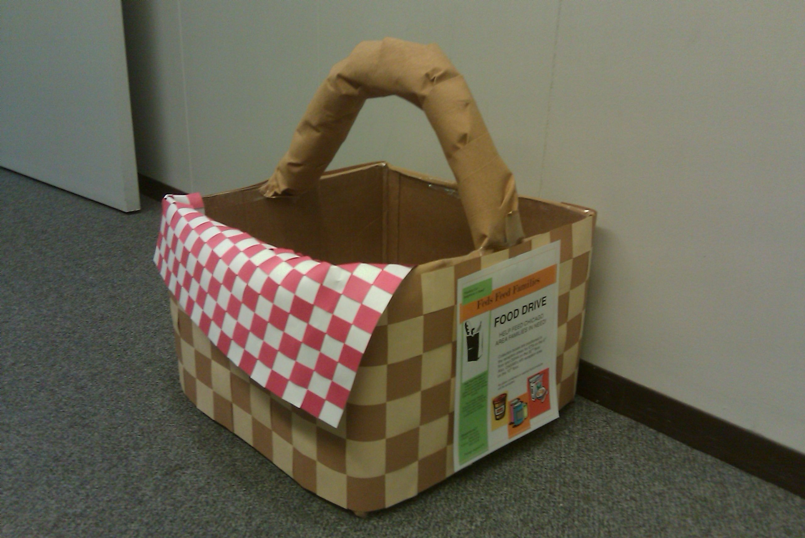 food drive box decorations - google search … | food drive boxes | pinte…
