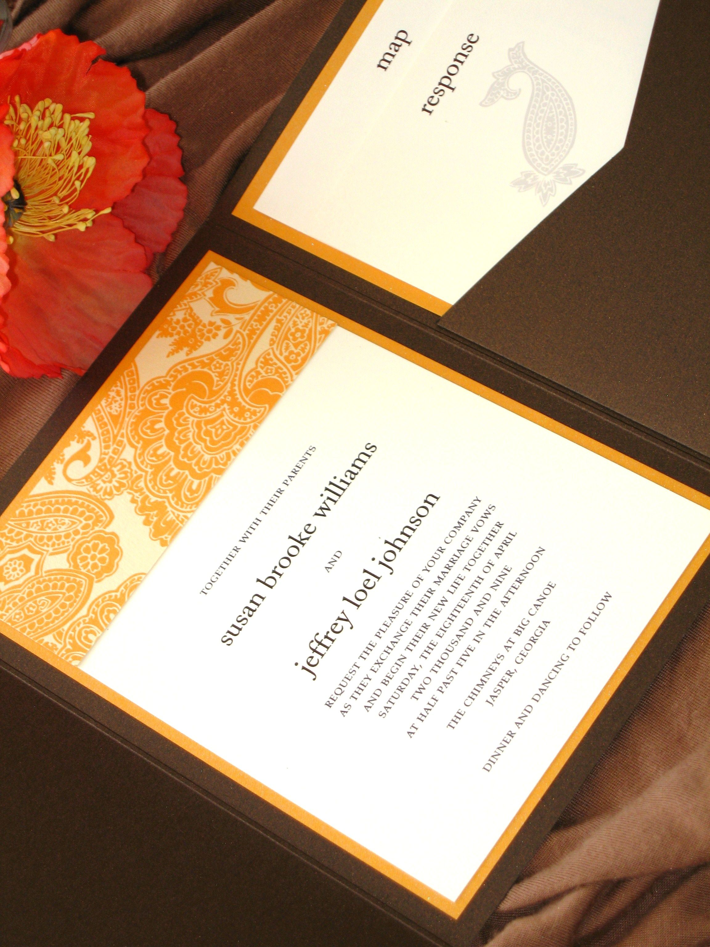Invitation Idea Wedding Stuff Pinterest Invitation Ideas