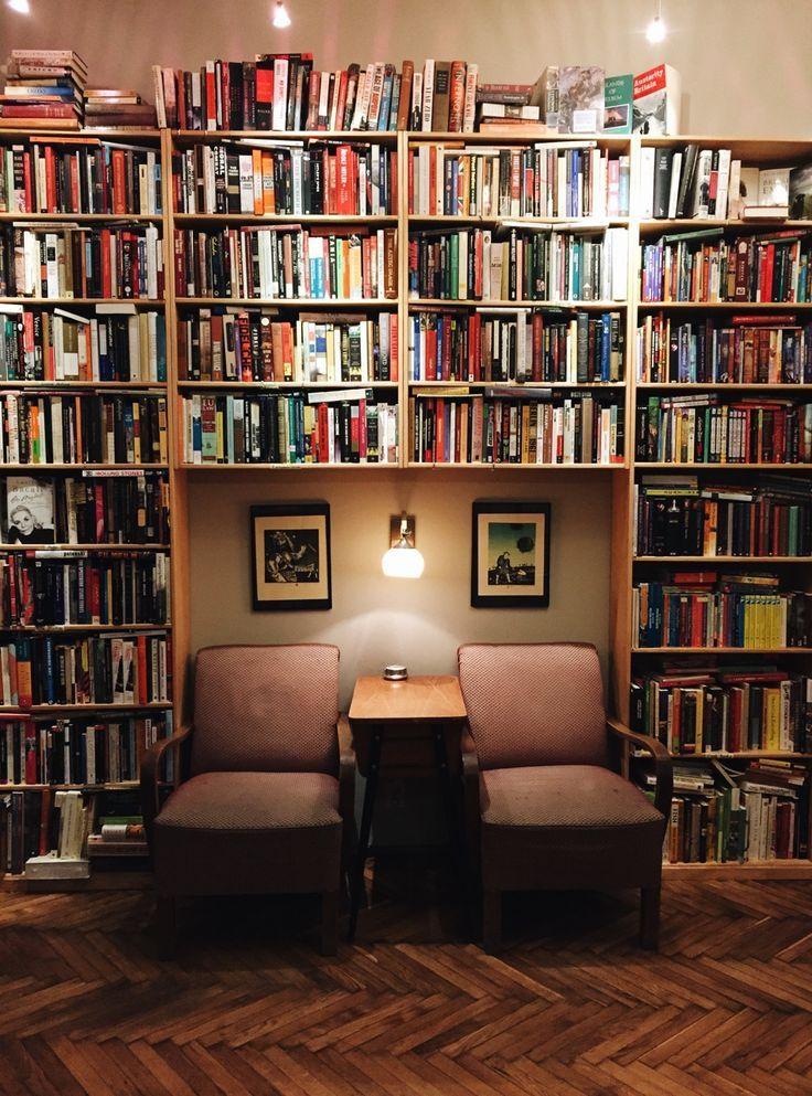 massolit books and cafe cracow poland get creative pinterest buecher bibliothek und. Black Bedroom Furniture Sets. Home Design Ideas