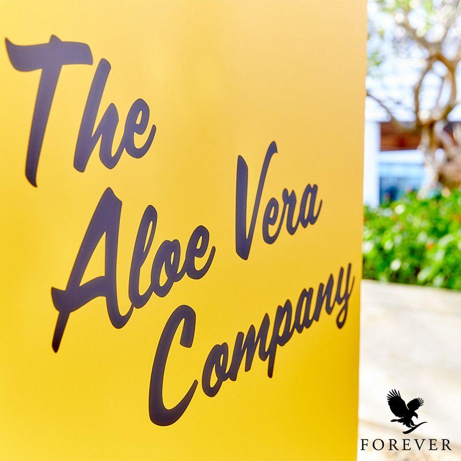 the aloe vera company