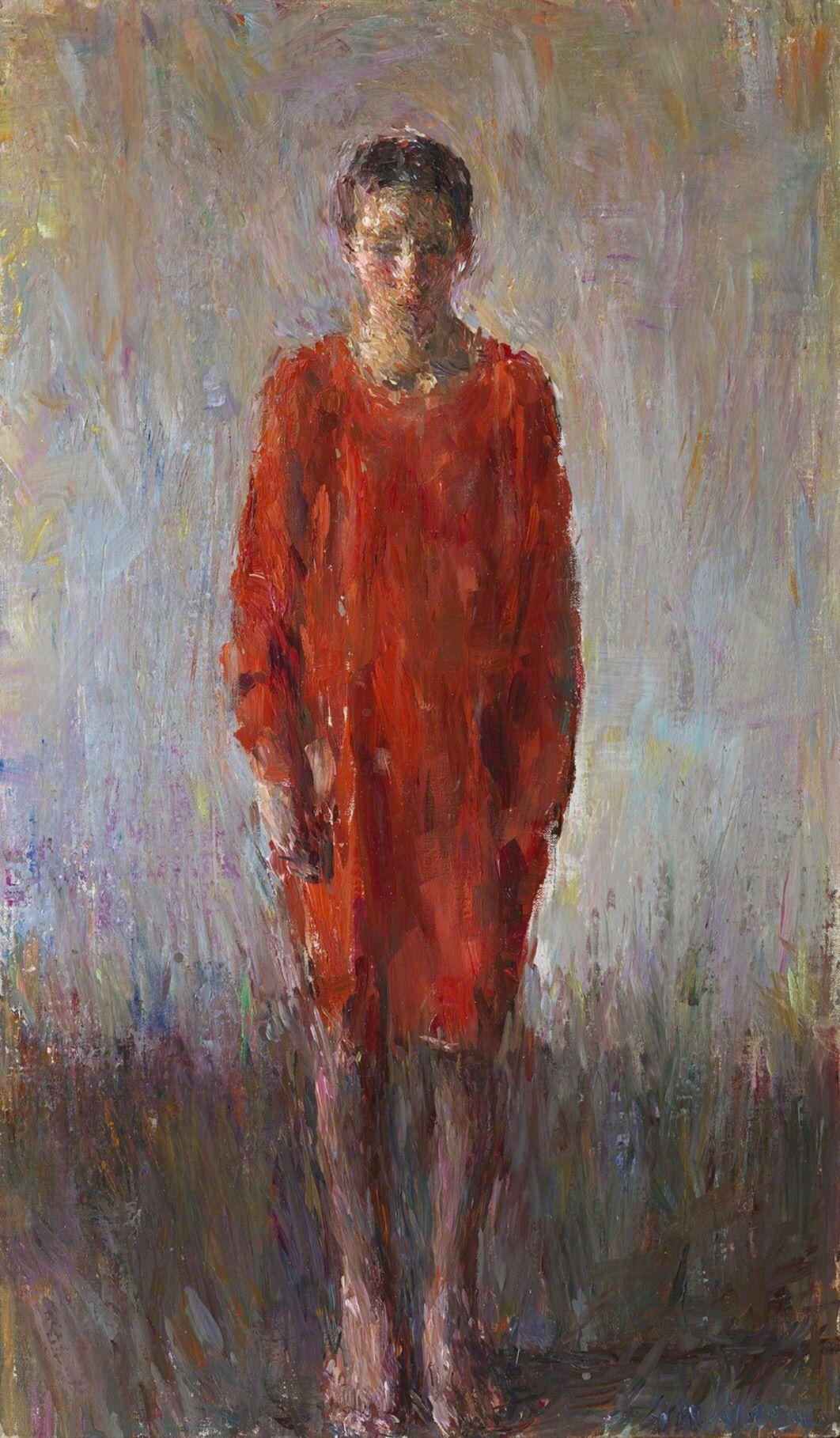 Daniel Enkaoua Portrait Painting Epic Art Impressionist Art