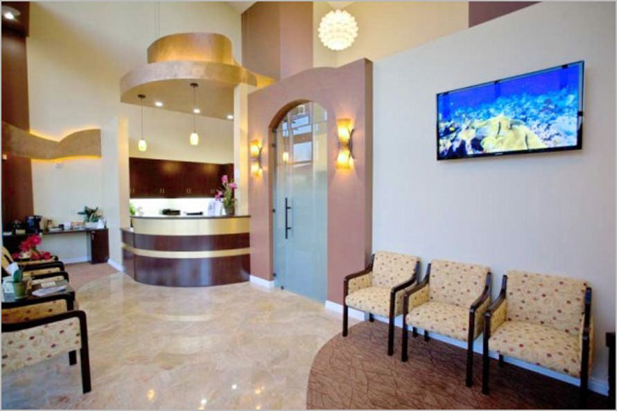 medical office waiting room interior design medical office design ...
