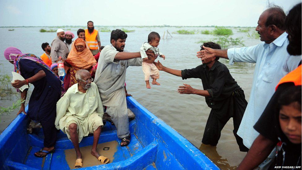 Essay on The Floods of in Pakistan - The College Study
