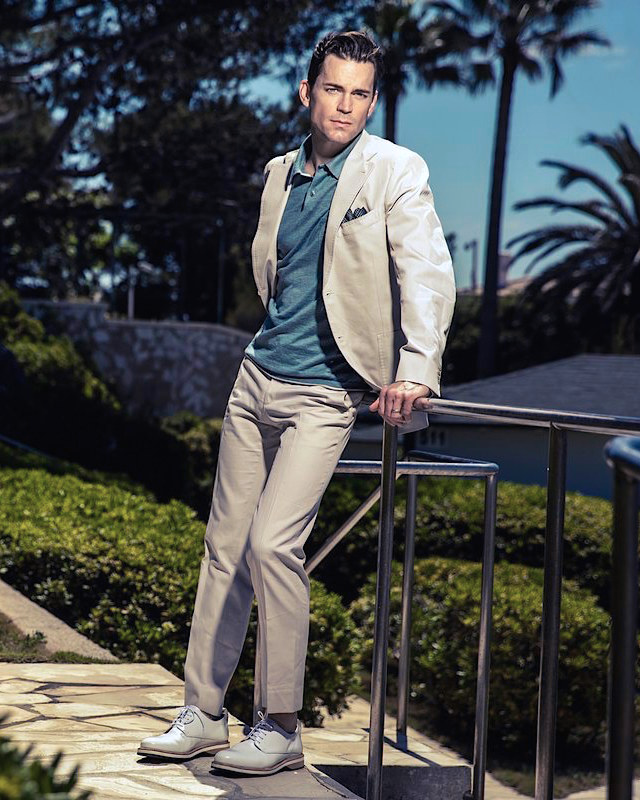 "mabesies: ""Matt Bomer | Vanity Fair portrait from the 2016 Cannes Film Festival [x] """