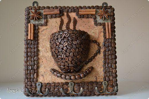 Кофейное панно