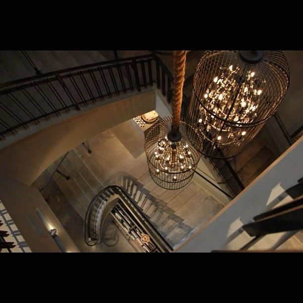 Stairway chandeliers for the home pinterest stairways and stairway chandeliers aloadofball Image collections