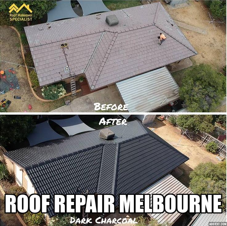 Emergency Roof Repairs Melbourne In 2020 Roof Paint Roof Repair Colorbond Roof