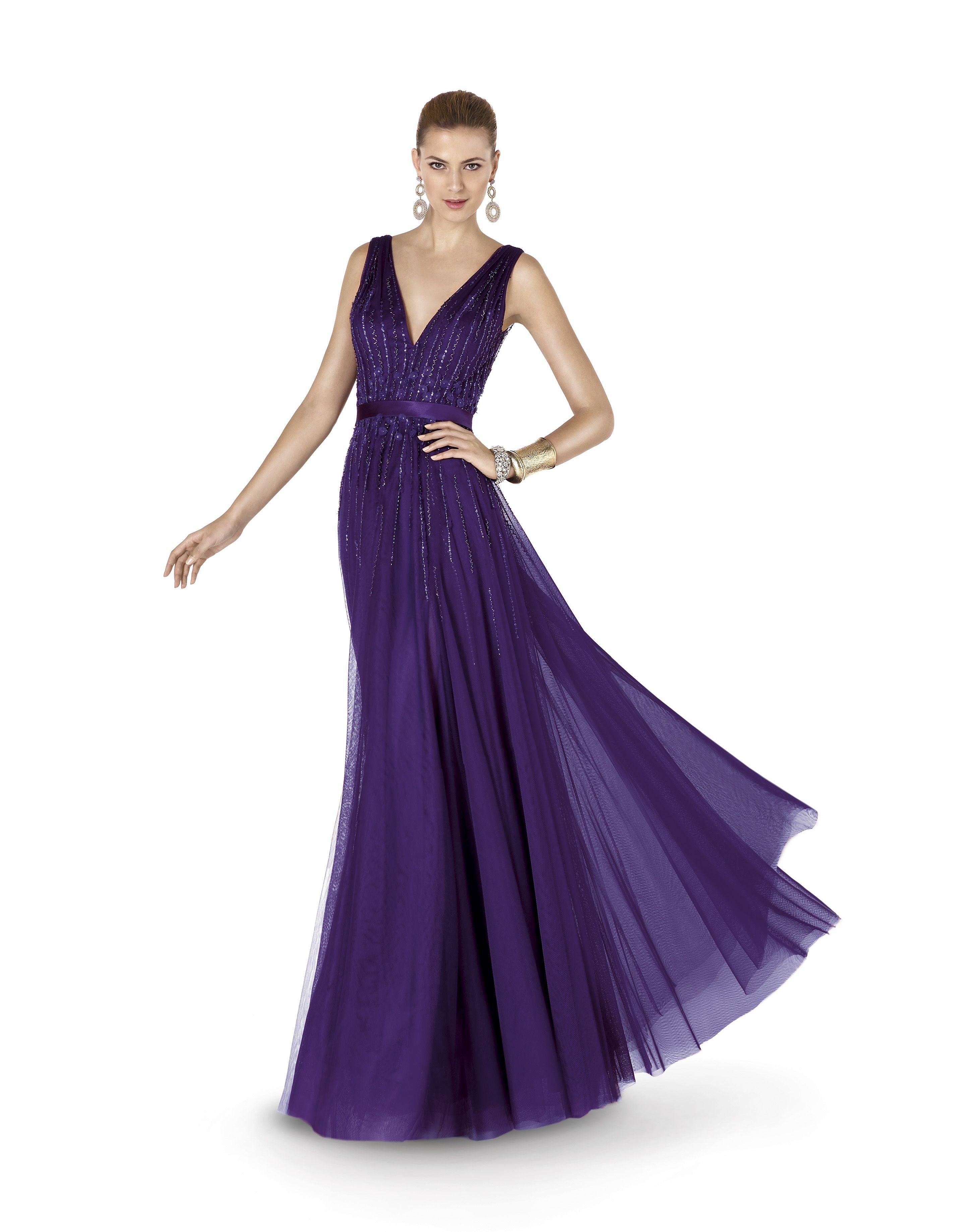 Albero (Vestido de Fiesta). Diseñador: Pronovias. ... | Vestidos de ...