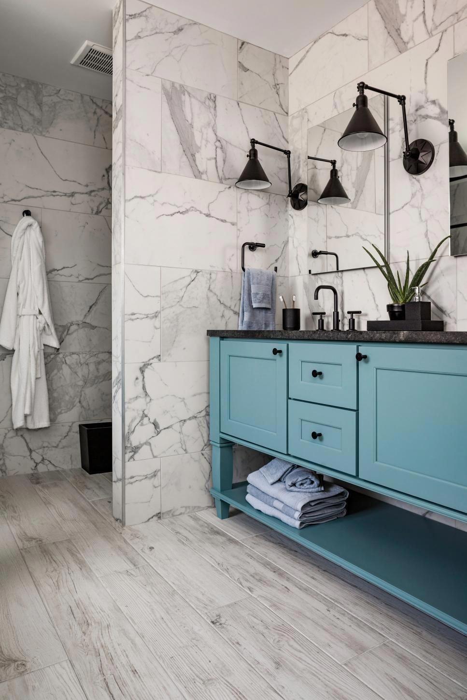 Serene Flow #remodelingbeforeandafter in 2019 | Bathroom ...