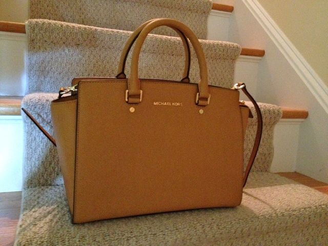 michael kors bags tan do4mQn6z