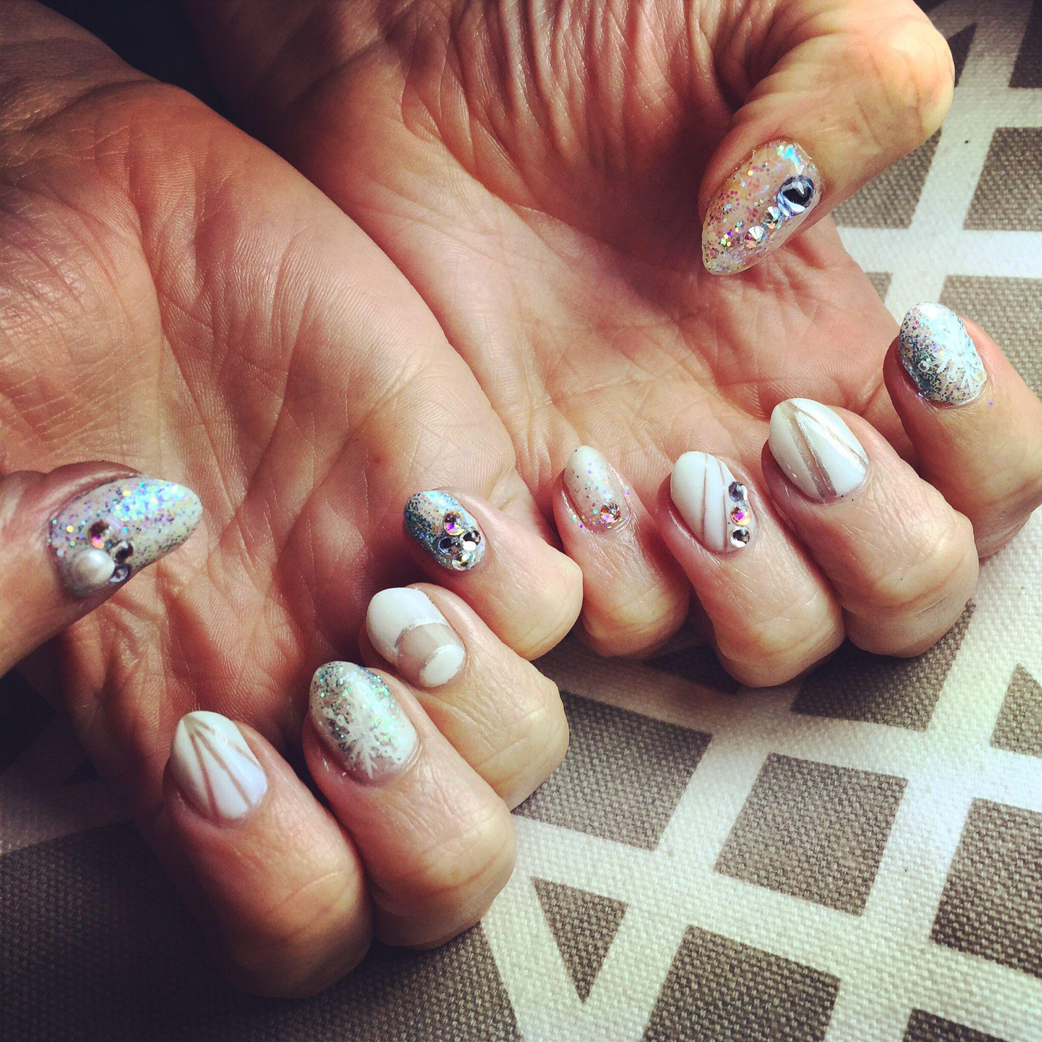 #gettingnailed #nailart #nails