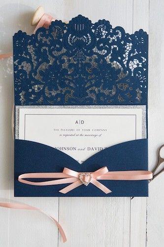 Hochzeitseinladung Ideen Inspirationen Fur Die Einladung Zur