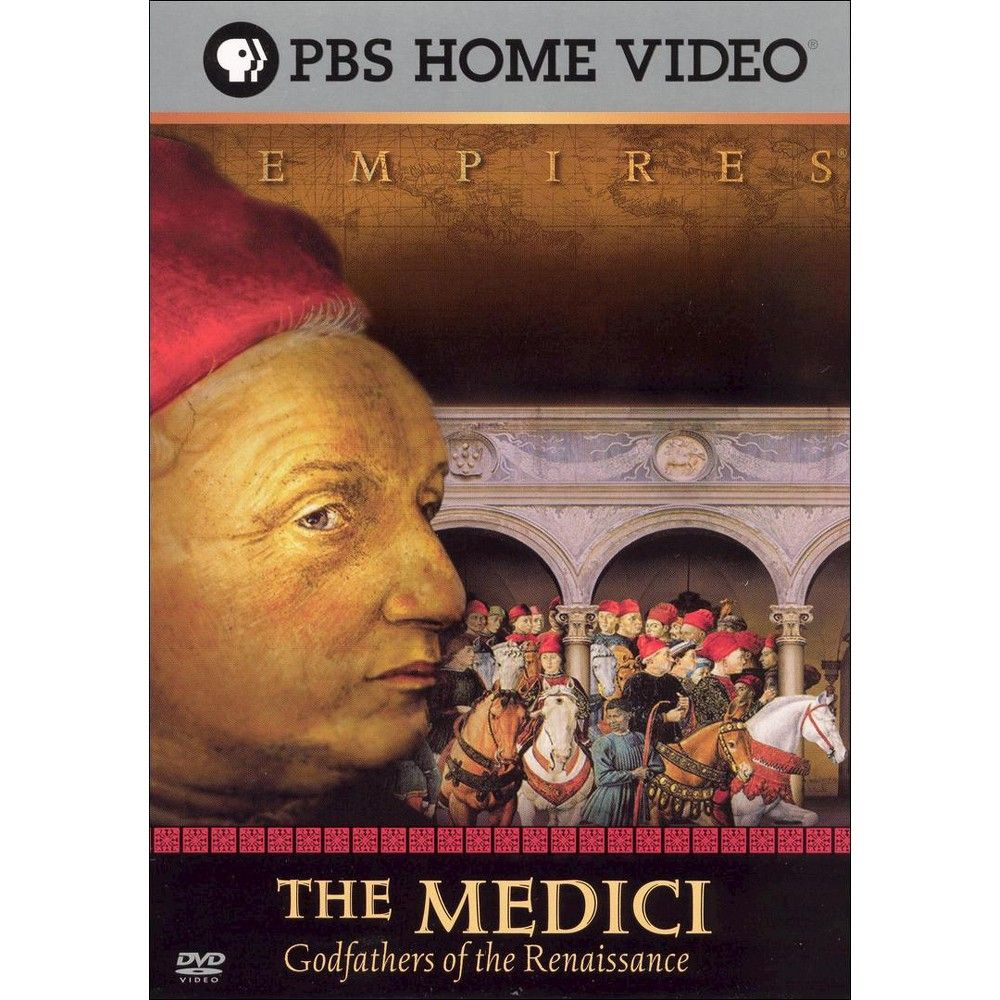 Empires The Medici, Godfathers Of The Renaissance (DVD