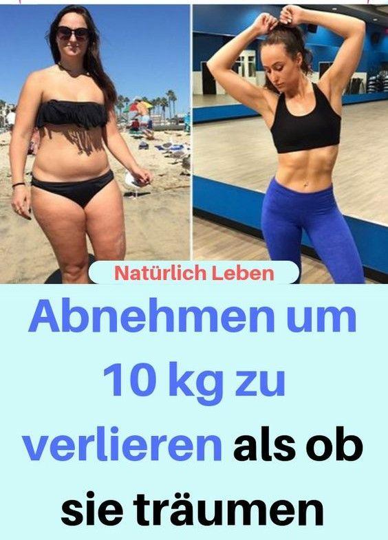 Diät, um Gewicht mehr als 10 Kilo zu verlieren