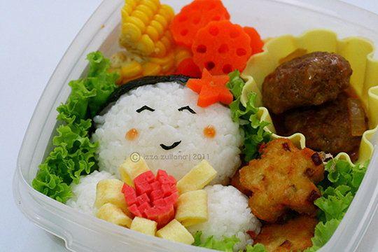 Resep Bento Anak Bekal Sekolah Ide Makanan Resep Masakan Bento