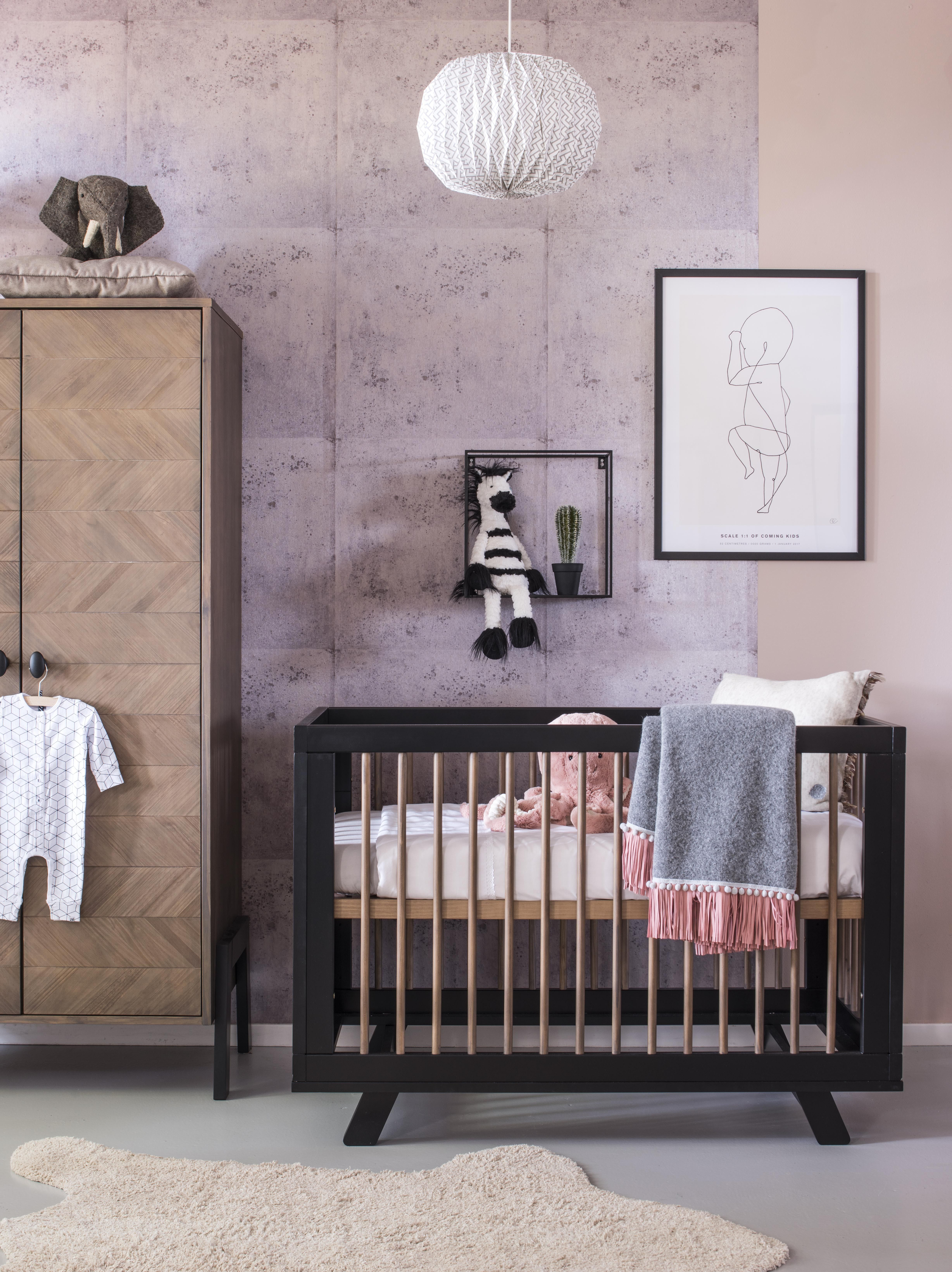 Zwart Ledikant Baby.Coming Kids Ledikant Harper In 2019 Aaahh The Nursery