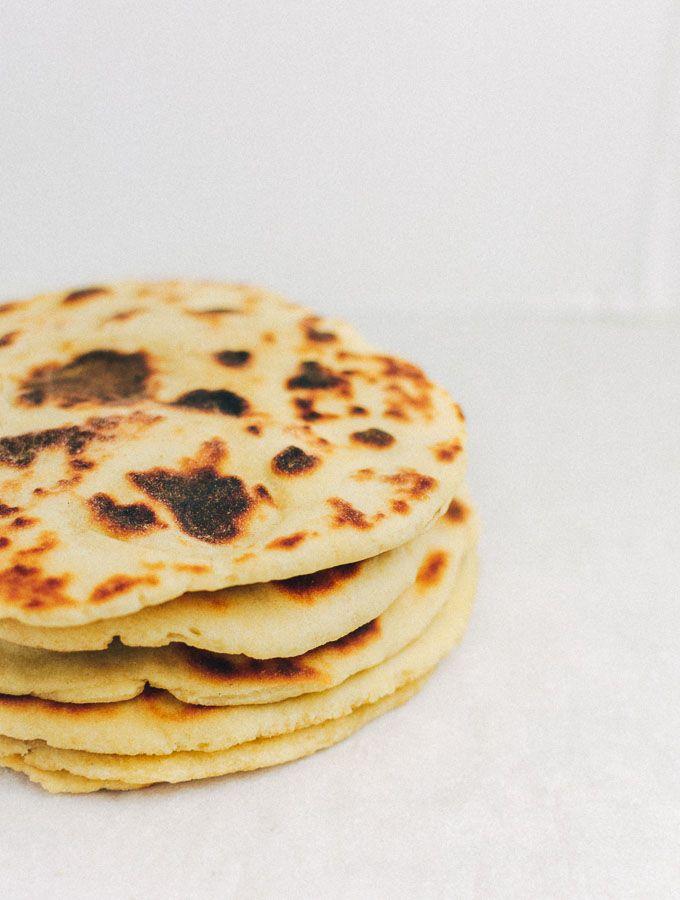 Homemade Pita Bread – Greek Flatbread Recipe – Real Greek Recipes