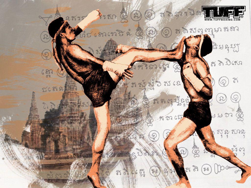 Muay Thai Kickboxing Wallpaper Collection Muay Thai