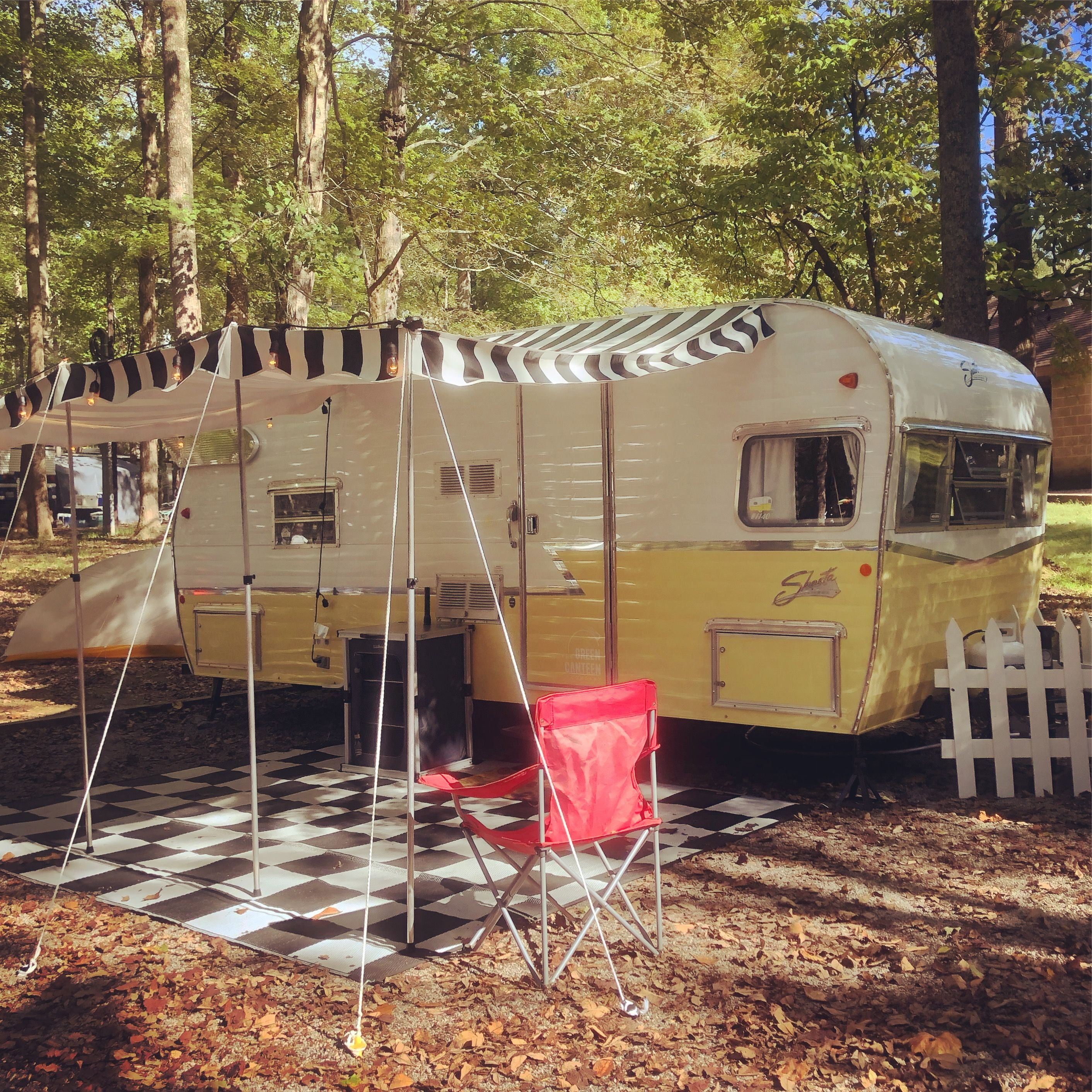 Escape the ordinaryrent charming retro campers from the