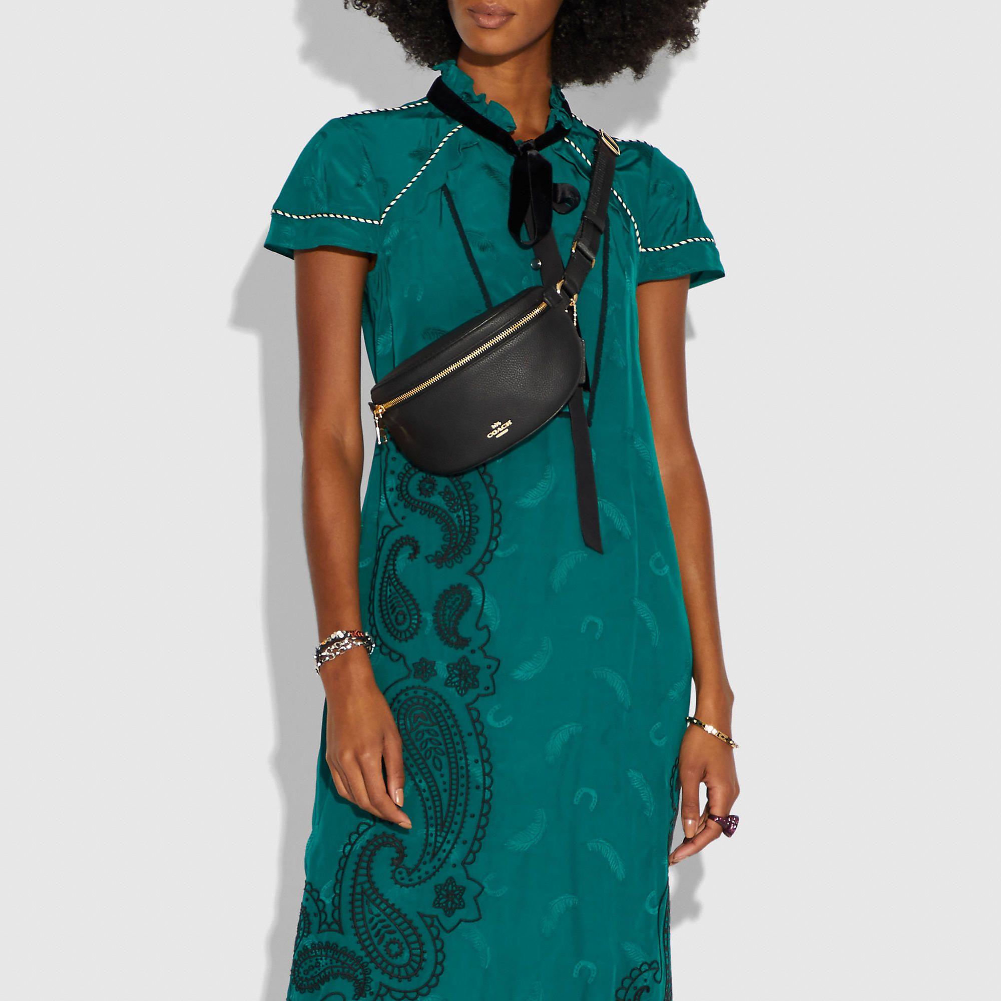 86afc25a Belt Bag | Products | Leather belt bag, Coach belt, Bags