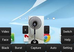 Android App Spy Camera OS scatta Foto Segretamente