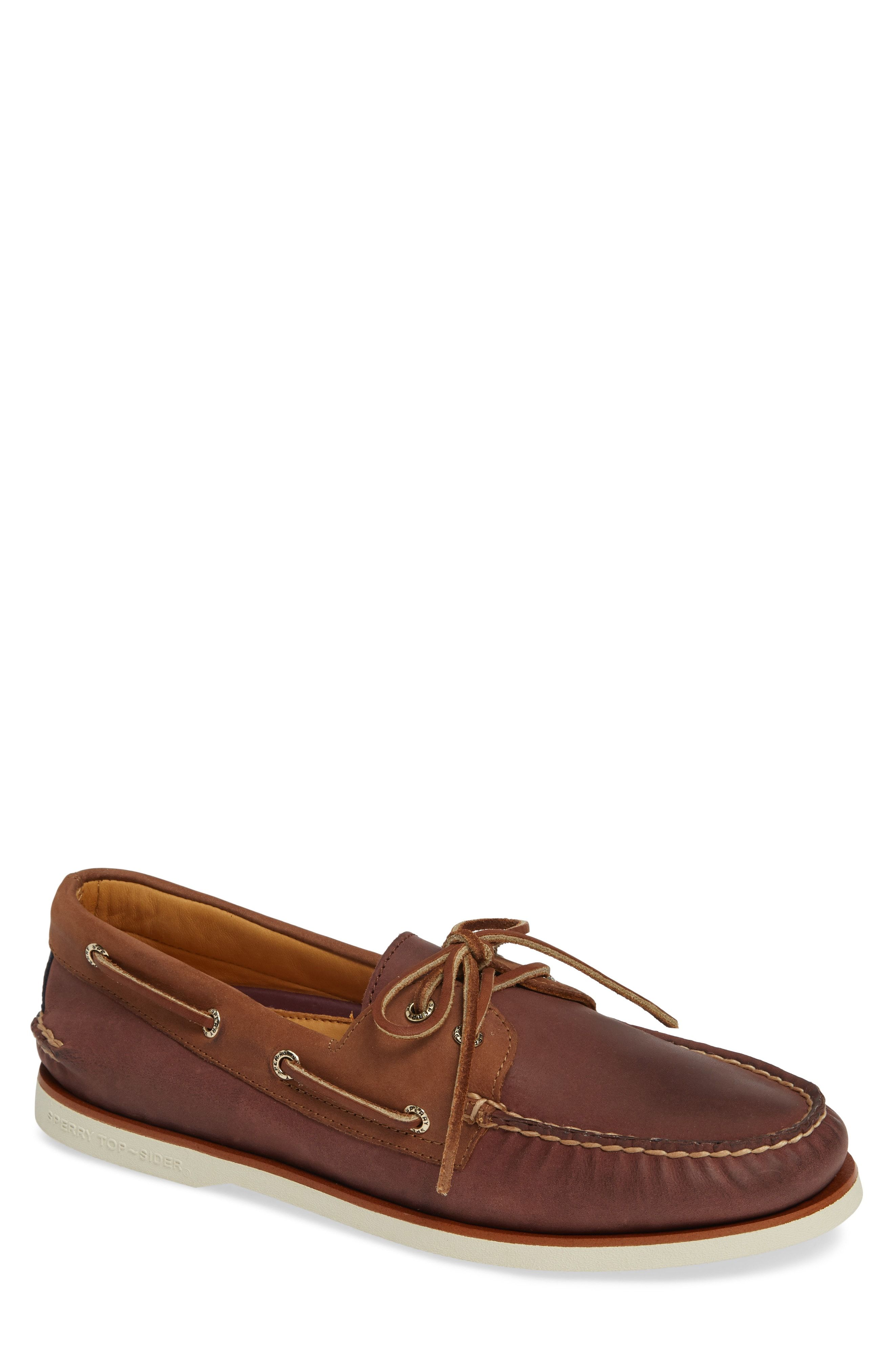 Sperry Gold Cup Ao Boat Shoe In