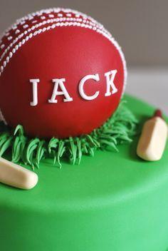 Cricket Ball Cake Party Ideas In 2019 Cricket Cake