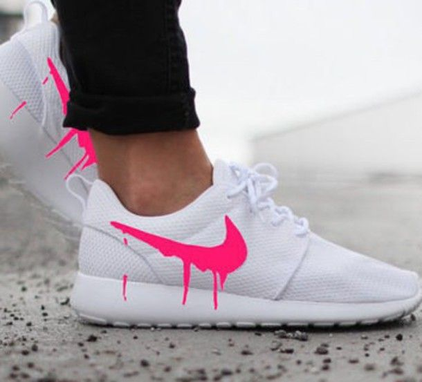 meilleures baskets f5dc9 f79d4 Nike Roshe Run | nike | Souliers nike, Chaussures nike et ...