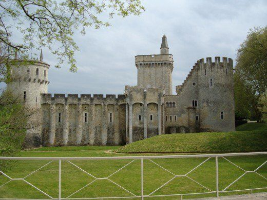 Chateau Guillaume A French Castle In The Berry Province Eleanor