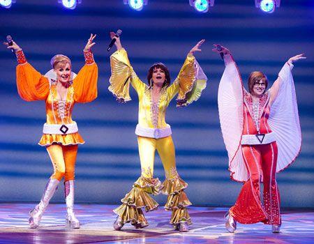 Mamma Mia - El Musical de Broadway