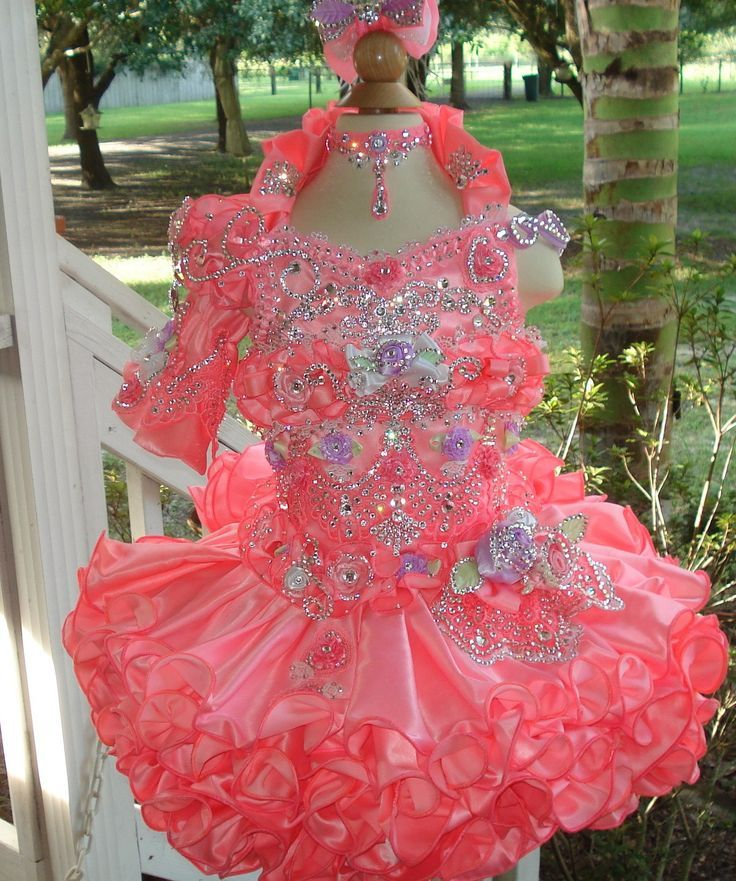 High Glitz Toddler Pageant Dresses  Glitz Dresses For -6374