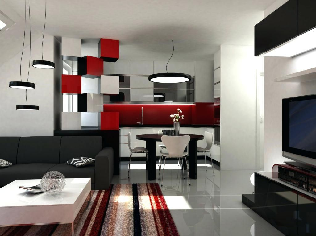 wand grau rot farben ideen fr wohnzimmer set wandgestaltung - wohnzimmer rot grau