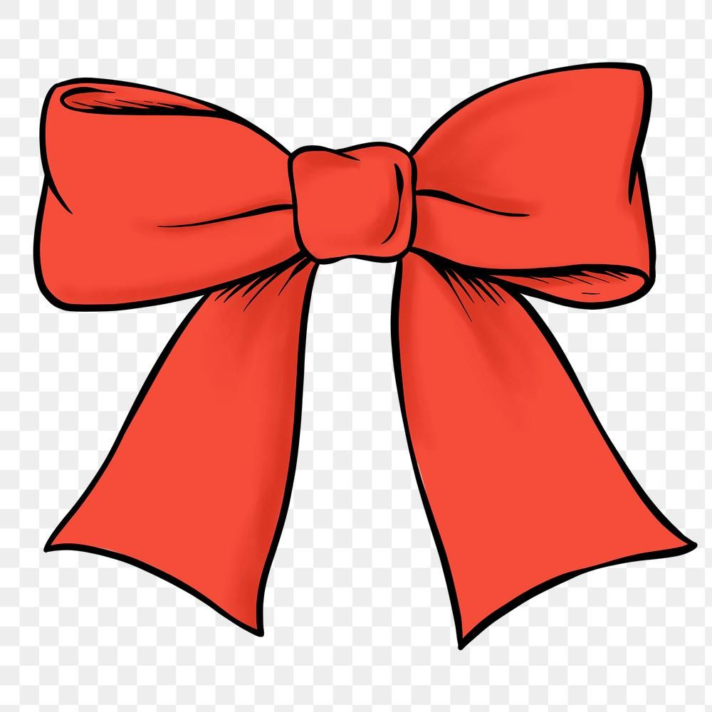 Hand Drawn Red Bow Design Element Free Image By Rawpixel Com Noon Bow Drawing Ribbon Png Christmas Wallpaper Free