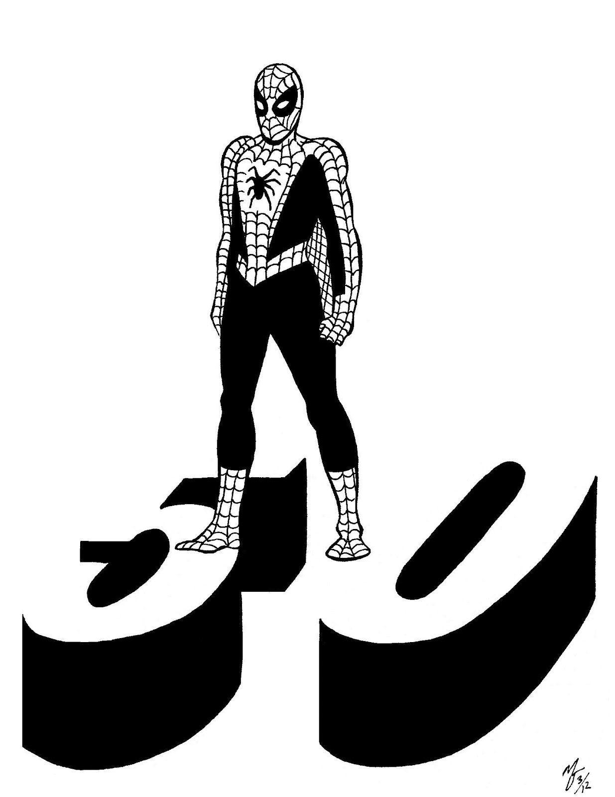 Spider-man 50th