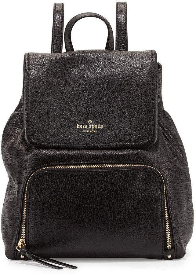 a91b849e51e5 Kate Spade New York Cobble Hill Charley Leather Backpack