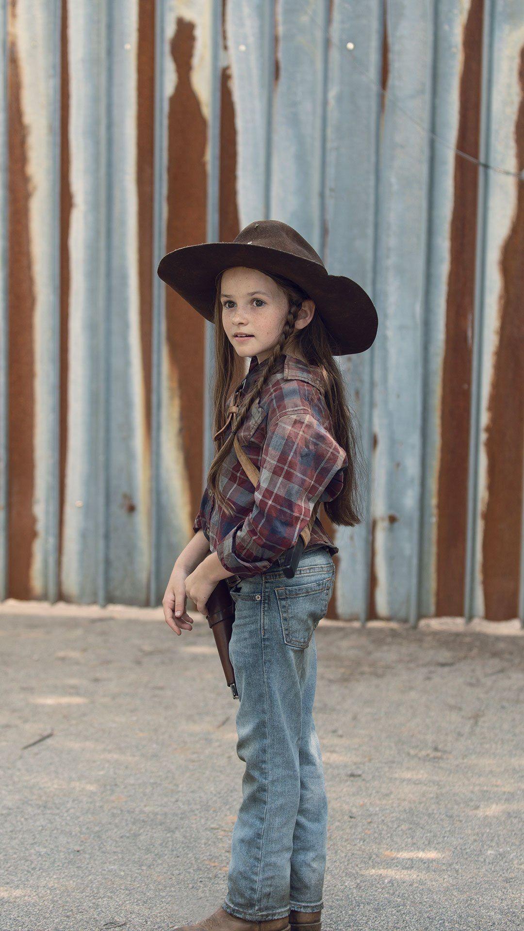 Judith The Walking Dead : judith, walking, Walking, Season, Phone, Wallpapers., Merchandise,, Michonne, Dead,, Daryl, Dixon