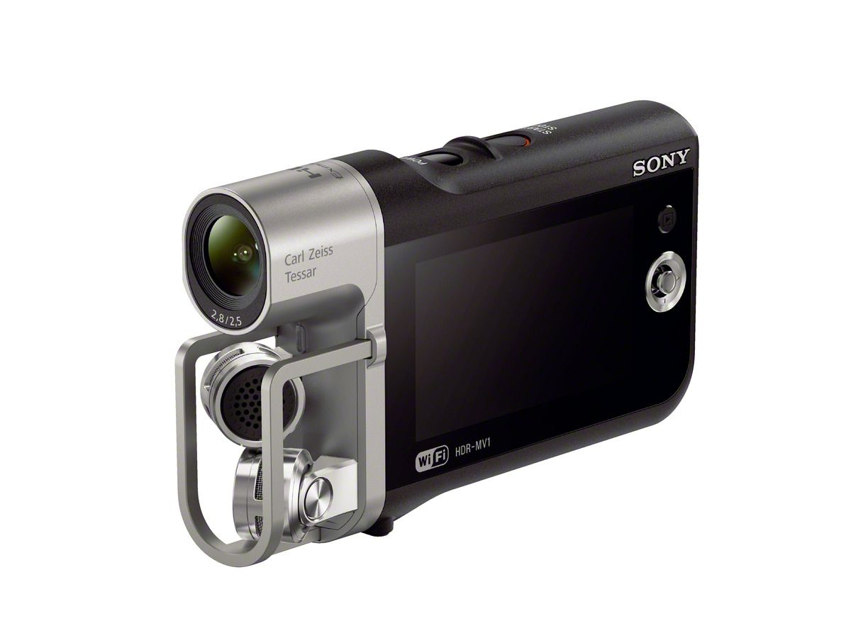 For The Rockstar In Your Life Sony Video Hd Camcorder Video