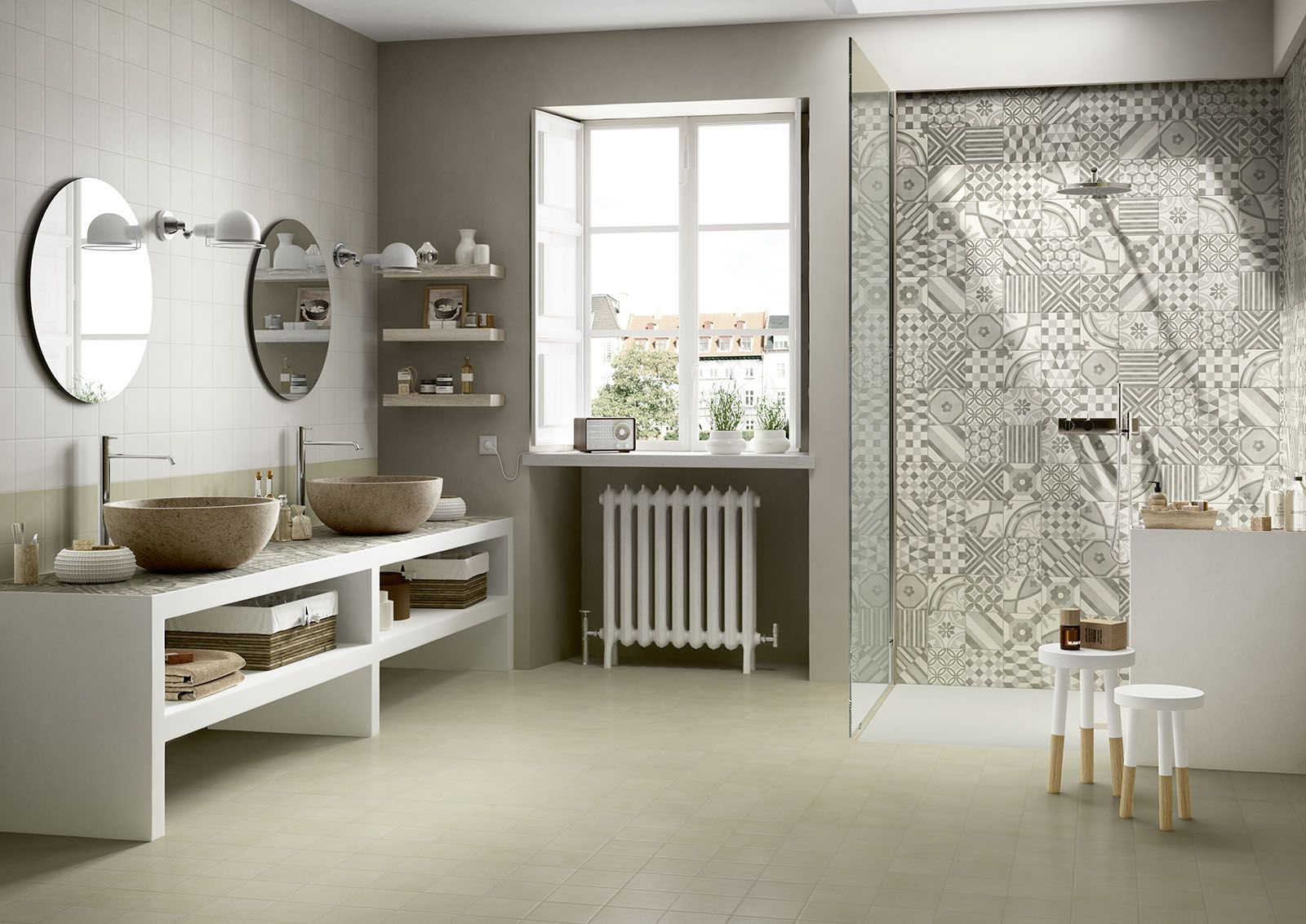 Block - Gres porcellanato per pavimenti e rivestimenti | Marazzi ...