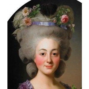 Phenomenal 1000 Images About 18Th Century Hair And Makeup On Pinterest Short Hairstyles Gunalazisus
