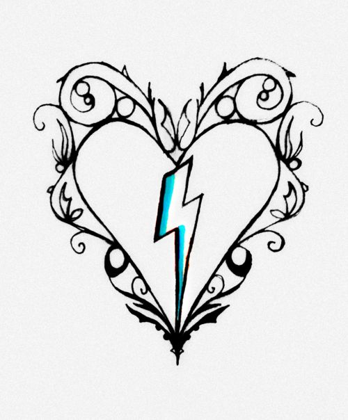 "Marilyn Manson Heart Tattoo: Evan Rachel Wood's ""Mad Love"" Tattoo From Marilyn Manson's"