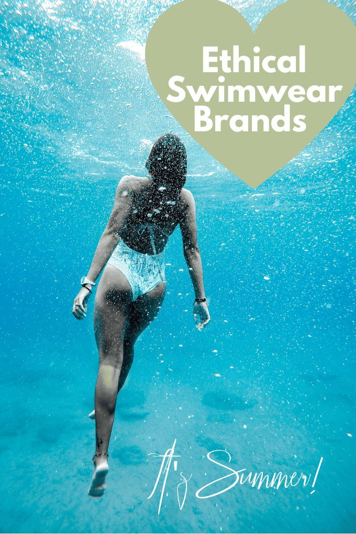 ETHICAL SWIMWEAR BRANDS FOR SUMMER: The Ultimate Guide | Eco Anouk #summerswimwear