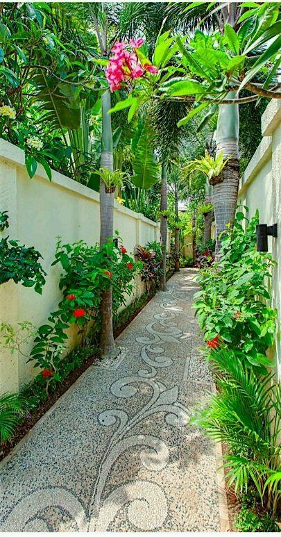 Pin by Thangarasu VS on House Garden Ideas | Tropical ...