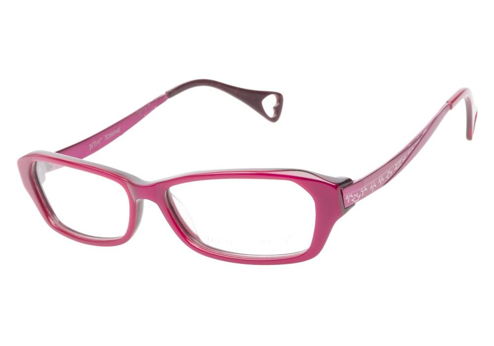Betsey Johnson Shining Star Violet eyeglasses. Get low prices ...