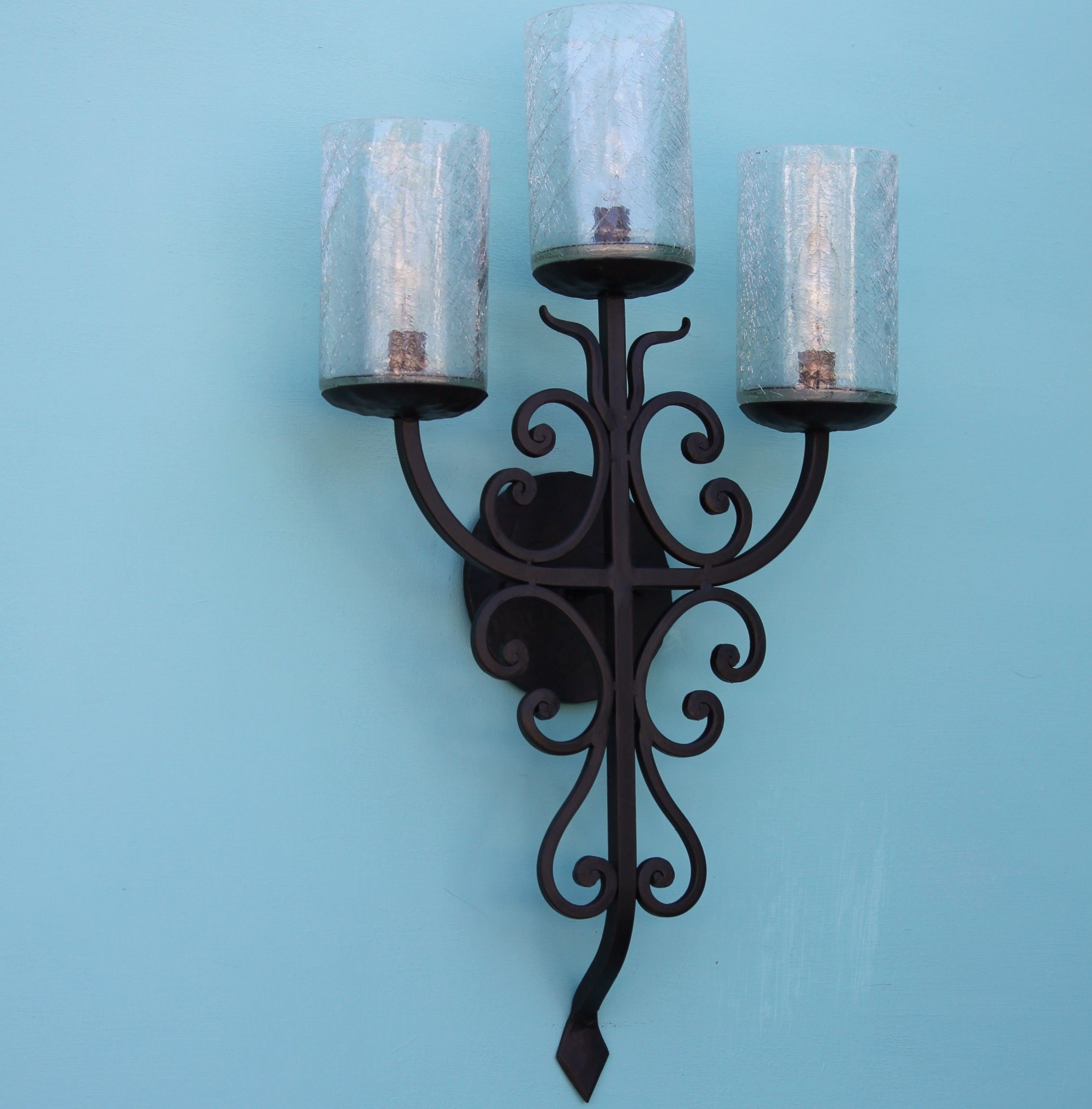 zoom sconce pair housewarming listing decor wall gift iron fullxfull sconces lantern wrought il