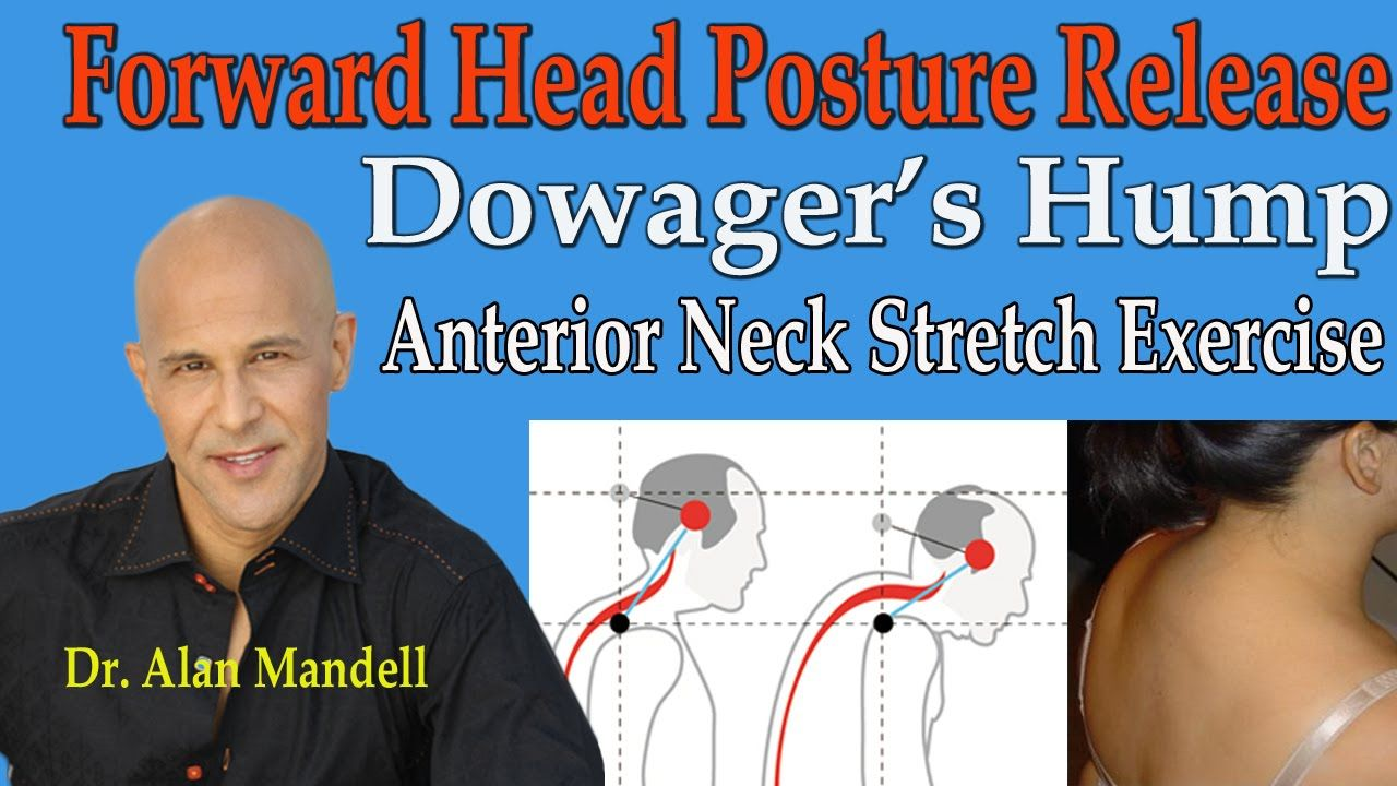 Forward Head Posture Release (Dowager's Hump) Anterior