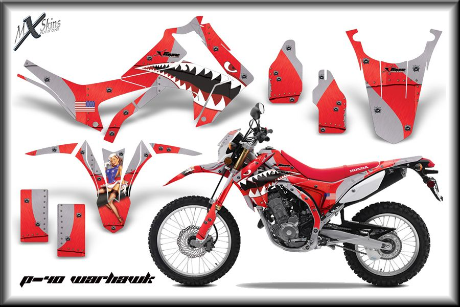 Honda Crf250l Graphics Google Search Enduro Motocross Motorcross Bike Motocross